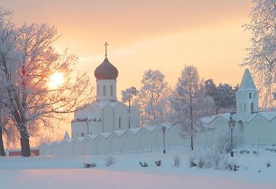 ERA GLACIAL! Inverno+russia