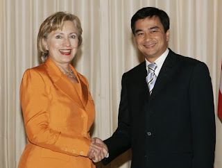 Hillary Clinton in Thailand