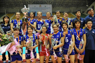Asian Women's Volleyball Championship