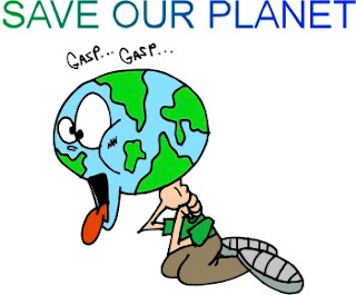 SM Teknik KL: Ways to Save Mother Earth
