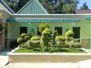 Lok Kawi Wildlife Park Side View