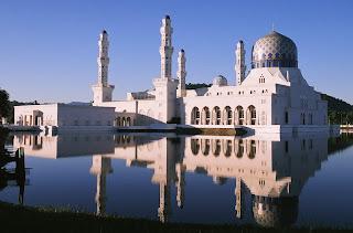 Mosque City Kota Kinabalu
