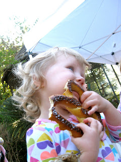 pretzel toddler