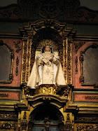 La Conquistadora in her Chapel