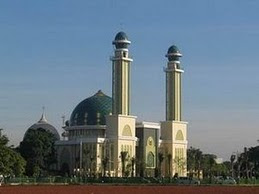 Masjid Agung AL Barkah Kota Bekasi