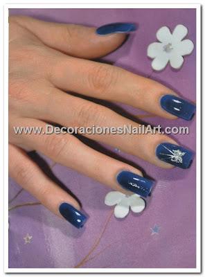 Diseños de uñas sencillas y elegantes Diseños de uñas sencillas y elegantes IMG Decoracion 001