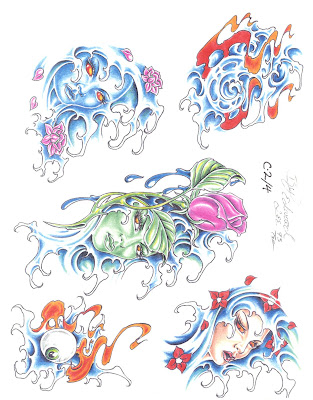 edward lee tattoo flash Hotfile Rapidshare Megaupload FileServe & Torrents