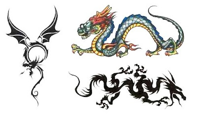 Tribal Tattoo Dragon,Art Tattoo Dragon, Design Tattoo Dragon,Tattoo Dragon Pictures,idea Tattoo Dragon