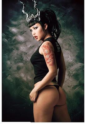 Tattoo Sexy Girls, Tattoo Art, Tattoo Woman, Tattoo Design, Tattoo Body, Tattoo Art Gorls, Tattoo Crazy, Tattoo