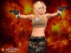 Red Alert 3 EA  Sexy Women Wallpaper Tanya2