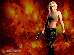 Red Alert 3 EA  Sexy Women Wallpaper Tanya3