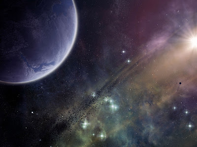 art wallpapers. Space Art Wallpapers Vol.2
