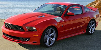 2010 SMS 460/460X Mustang Car