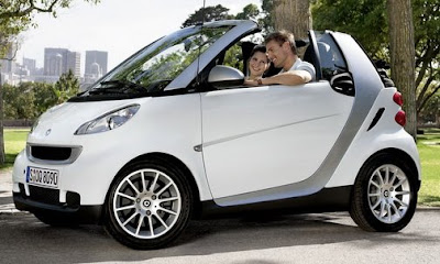 2010 Powerful Smart Fortwo cdi -  Same Fuel Consumption for Diesel Model