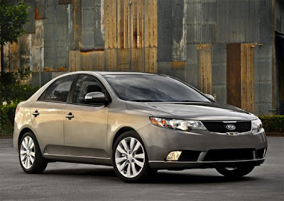 2010 Kia Forte First Drive Review