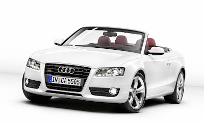 Cool 2010 Audi A5 & S5 Cabriolets!, Check Out the Uber