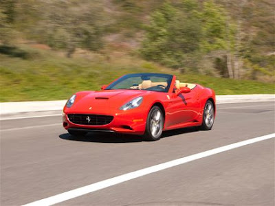 Ferrari California 2010 Drive Auto Review