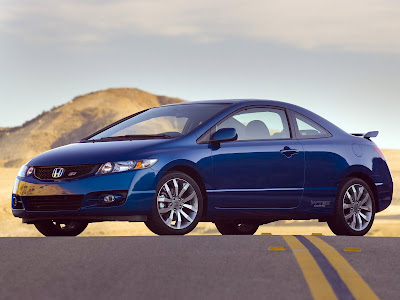 Honda Civic Si Coupe 2009, New Car Review