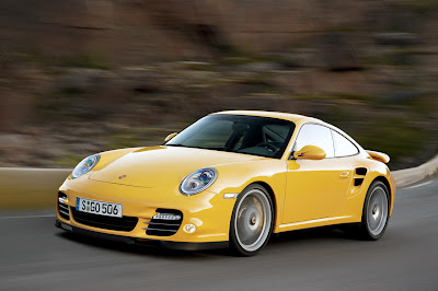 Porsche 911 Turbo Car 2010 New Review