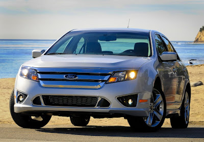 Ford Fusion 2010 Car News Review