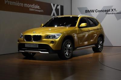 BMW X1 New Car 2012 Reviews