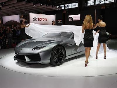 Lamborghini Estoque  2012 Car New Reviews
