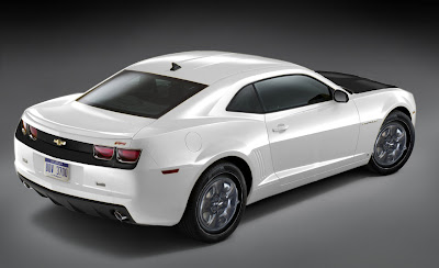 Chevrolet Camaro Chroma Summit White Car News Reviews
