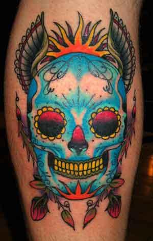 tattoo 3d, 3d tattoo tiger,