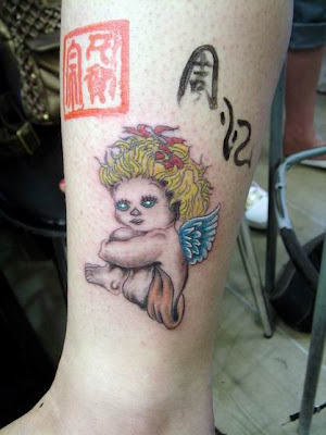 wallpaper baby angel. wallpaper angel tattoos - aby