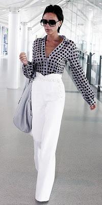 Fashion Nette Work Star Style Victoria Beckham