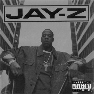 Jay z recreates all his album covers in one minute the l magazine the gift the curse 2002 the black album 2003 kingdom come 2006 and american gangster 2007 before telling you to buy his new album malvernweather Image collections