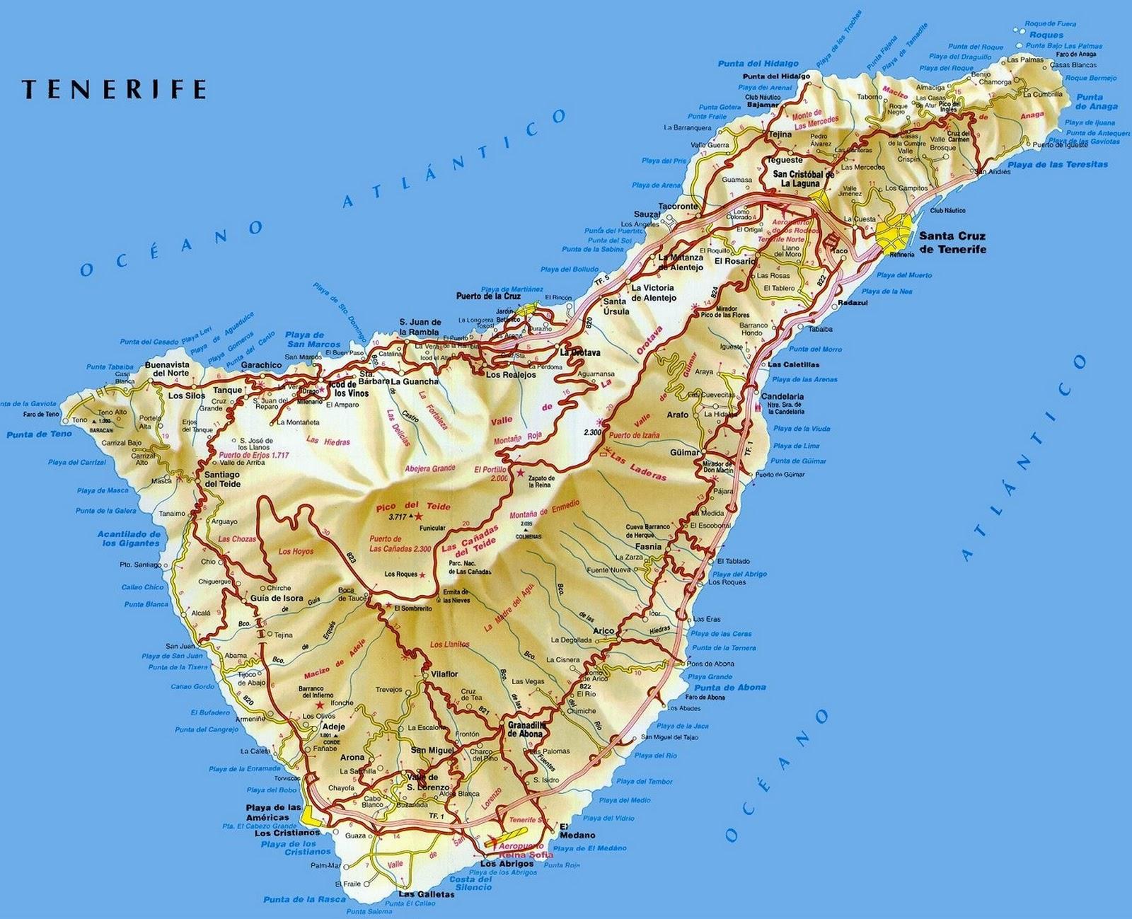 Siete islas en bicicleta diciembre 2010 - Guia de tenerife pdf ...