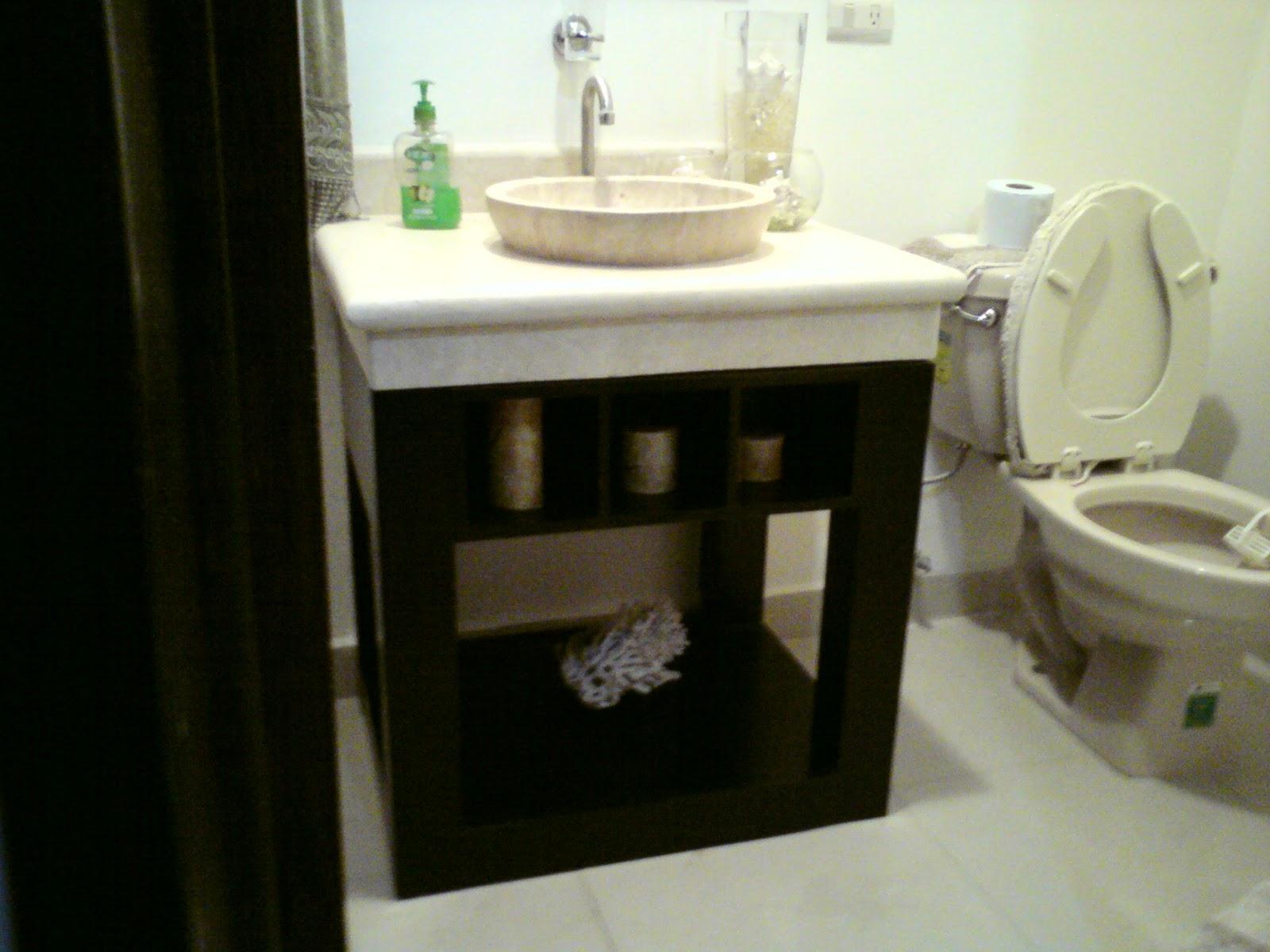 JC COCINAS Y CLOSETS Mueble para Baño