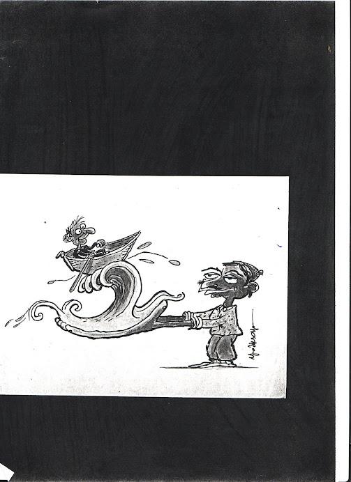 Karasu=Karadeniz karikatürlerim.