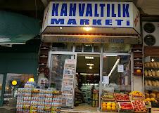 Kavacık'da Maya Kahvaltılık Marketi