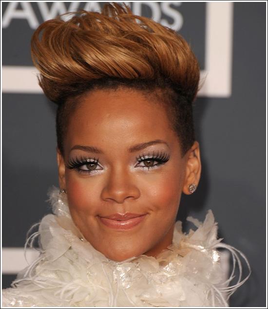 rihanna hair color red. Rihanna+hair+color+red