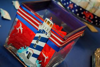 Nautical by Nature blog: Nautical Baby Shower