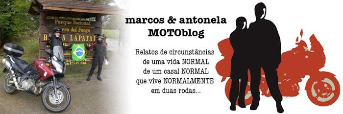 Marcos & Antonela - MOTOblog