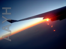 Sunrise @ 35000 ft. Above Sea Level