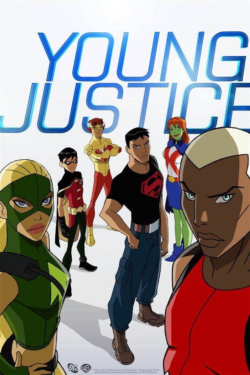 Young Justice is an American animated television series for Cartoon Network.