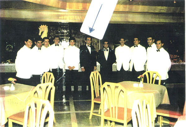 Coordenação de restaurante