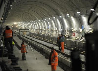 metro verde lavori