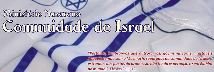 Ministerio Nazareno Comunidade de Israel