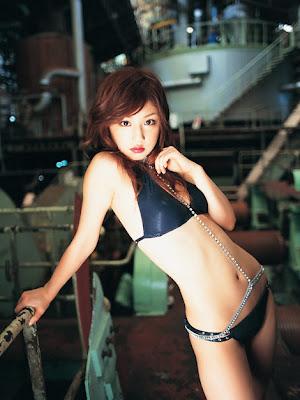 sexy Yuko Ogura