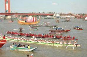 Perahu Bidar (Sumatera Selatan)