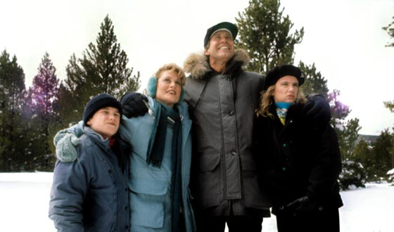 cast of lampoon s christmas vacation