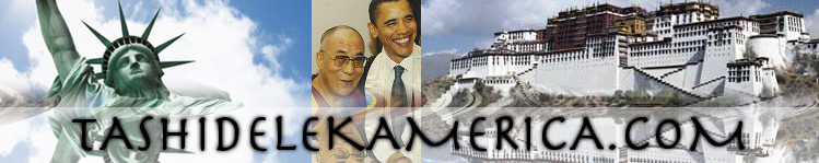 Tashi Delek America |  Views on Tibet in America and beyond