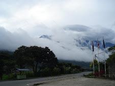 Gunung Kinabalu View