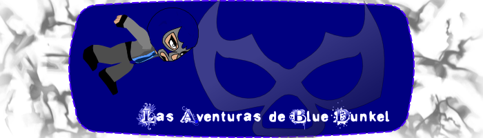 Las Aventuras de Blue Dunkel