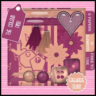http://edelweisjedesign.blogspot.com/2009/09/colour-pink-minikit.html